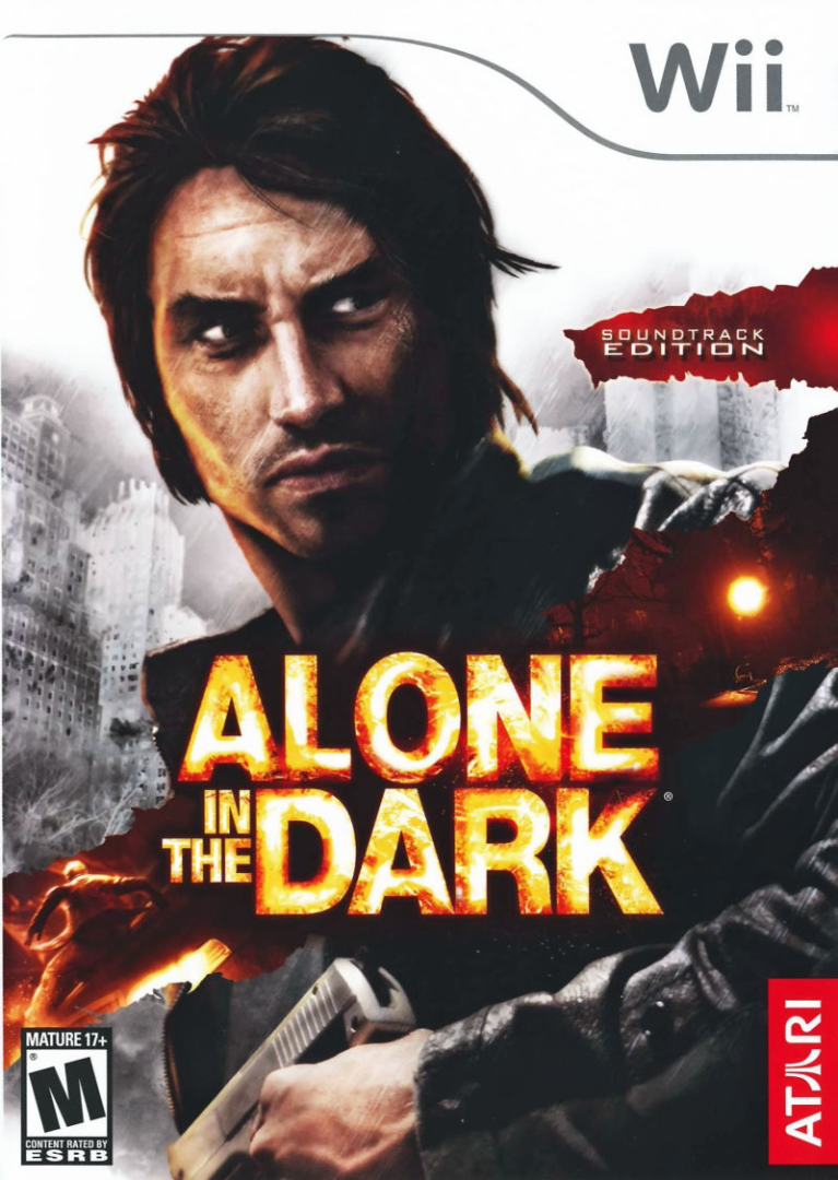 Nintendo Wii Alone In The Dark