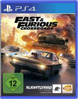 PS4 Fast & Furious Crossroads (nová)