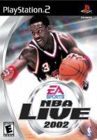 PS2 NBA Live 02 2002 (DE)