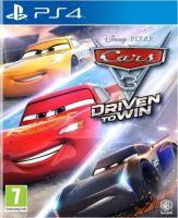 PS4 Cars 3: Driven to Win - Autá 3 (nová)
