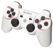 [PS3] Bezdrôtový Ovládač Sony Dualshock - NFL biely