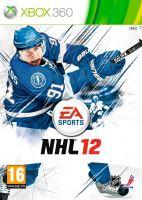 Xbox 360 NHL 12 2012 (CZ)