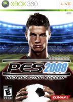 Xbox 360 PES 08 Pro Evolution Soccer 2008