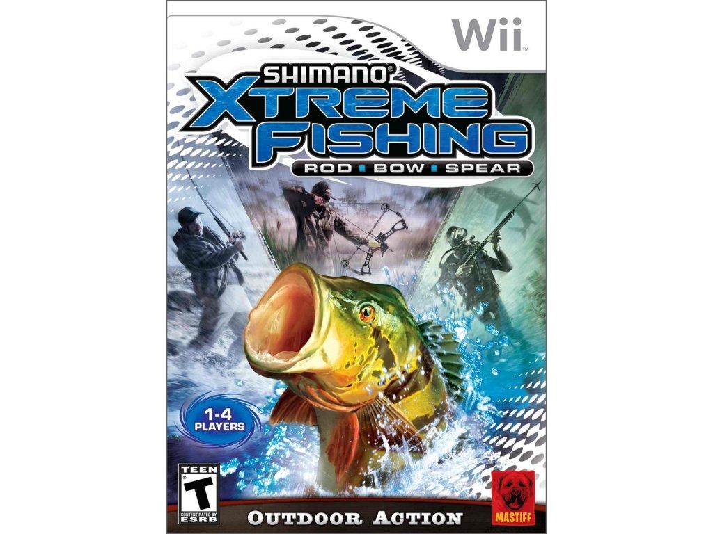 Nintendo Wii Extreme Fishing