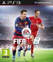 PS3 FIFA 16 (CZ) 2016 (bez obalu)