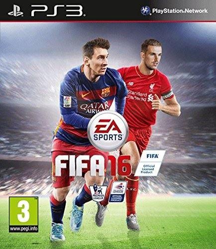 PS3 FIFA 16 (CZ) 2016