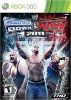 Xbox 360 SmackDown vs Raw 2011