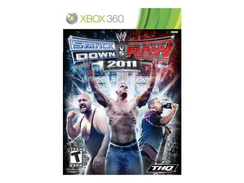 Xbox 360 Smackdown Vs. Raw 2011