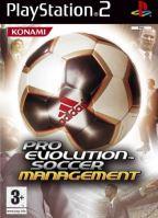 PS2 Pro Evolution Soccer Management