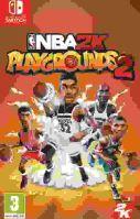 Nintendo Switch NBA 2K Playgrounds 2