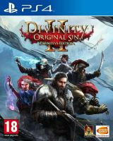 PS4 Divinity: Original Sin 2 Definitive Edition (nová)