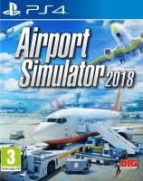 PS4 Airport Simulator 2019 (nová)