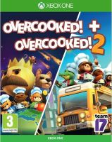 Xbox One Overcooked + Overcooked 2 Double Pack (nová)
