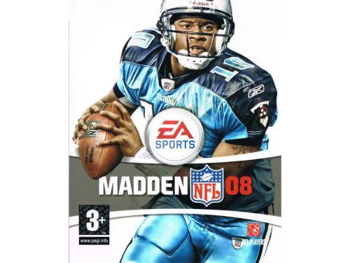 PS3 Madden NFL 08 2008