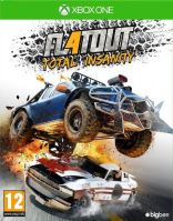 Xbox One Flatout 4 Total Insanity (nová)