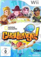 Nintendo Wii National Geographic Challenge