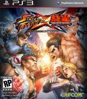 PS3 Street Fighter X Tekken
