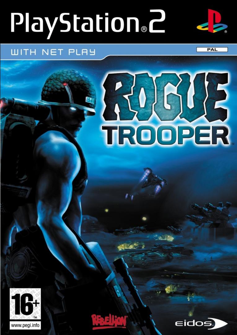PS2 Rogue Trooper