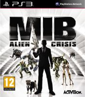 PS3 MIB: Alien Crisis