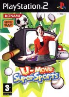 PS2 U-Move Super Sports