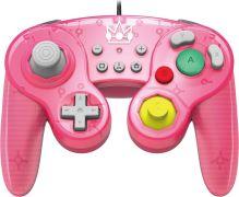 [Nintendo Switch] Drôtový Ovládač Hori Super Smash Bros - Peach (nový)