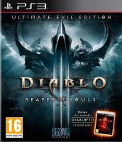 PS3 Diablo 3 Reaper Of Souls Ultimate Evil Edition (bez obalu)