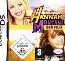 Nintendo DS Hannah Montana: The Movie