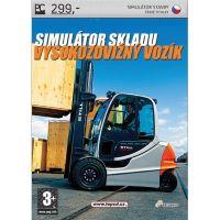 PC Simulátor skladu: Vysokozdvižný vozík (CZ) (bez obalu)