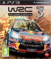 PS3 WRC Fia World Rally Championship 3