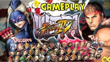 PS3 Street Fighter 4