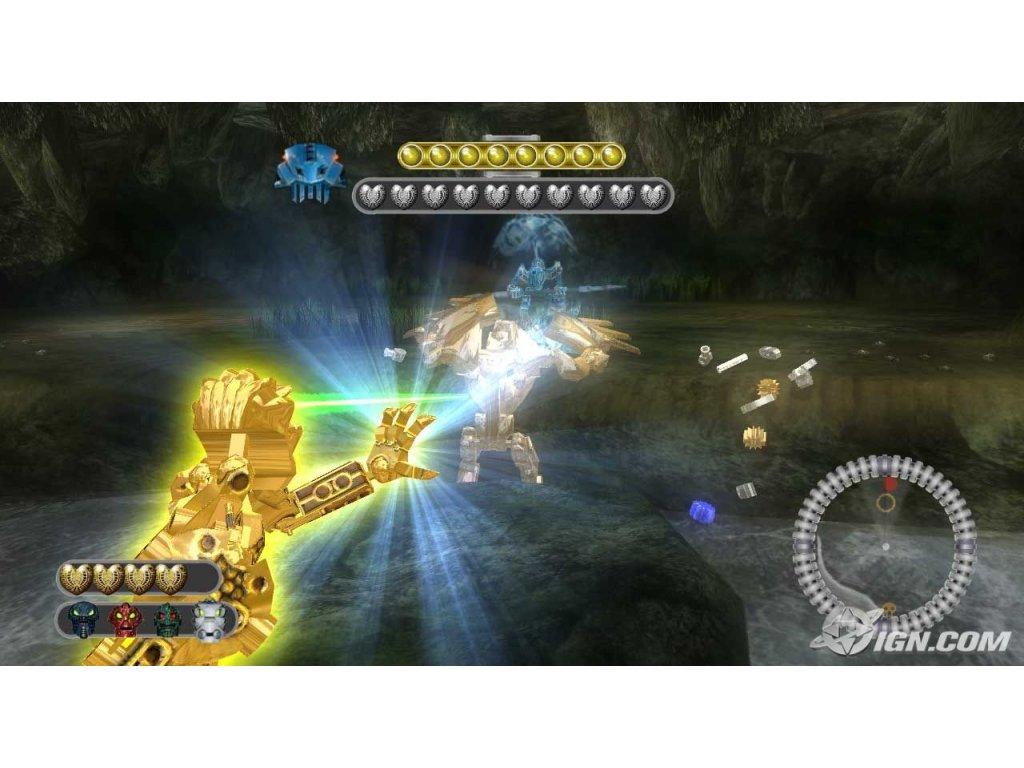 Xbox 360 Bionicle Heroes