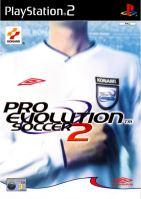PS2 PES 2 Pro Evolution Soccer 2