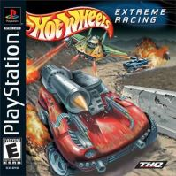 PSX PS1 Hot Wheels Extreme Racing