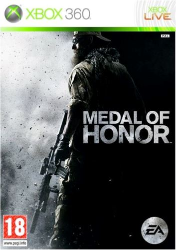 Xbox 360 Medal Of Honor