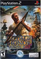 PS2 Medal Of Honor Rising Sun (DE)