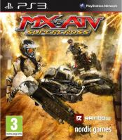 PS3 MX Vs ATV Supercross (nové)