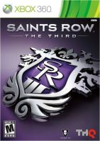 Xbox 360 Saints Row The Third