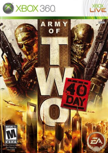 Xbox 360 Army Of Two - The 40th Day