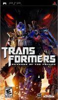 PSP Transformers Revenge Of The Fallen (nová)