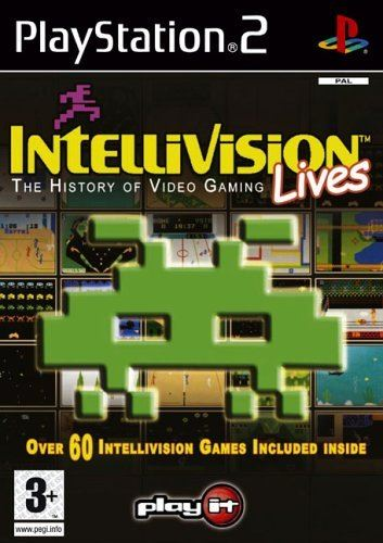 PS2 Intellivision Lives