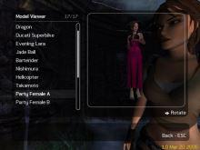 Xbox 360 Lara Croft Tomb Raider Legend