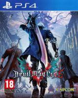 PS4 Devil May Cry 5 (nová)
