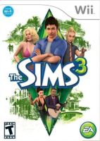 Nintendo Wii The Sims 3 (nová)