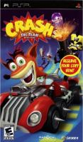 PSP Crash: Tag Team Racing (DE)