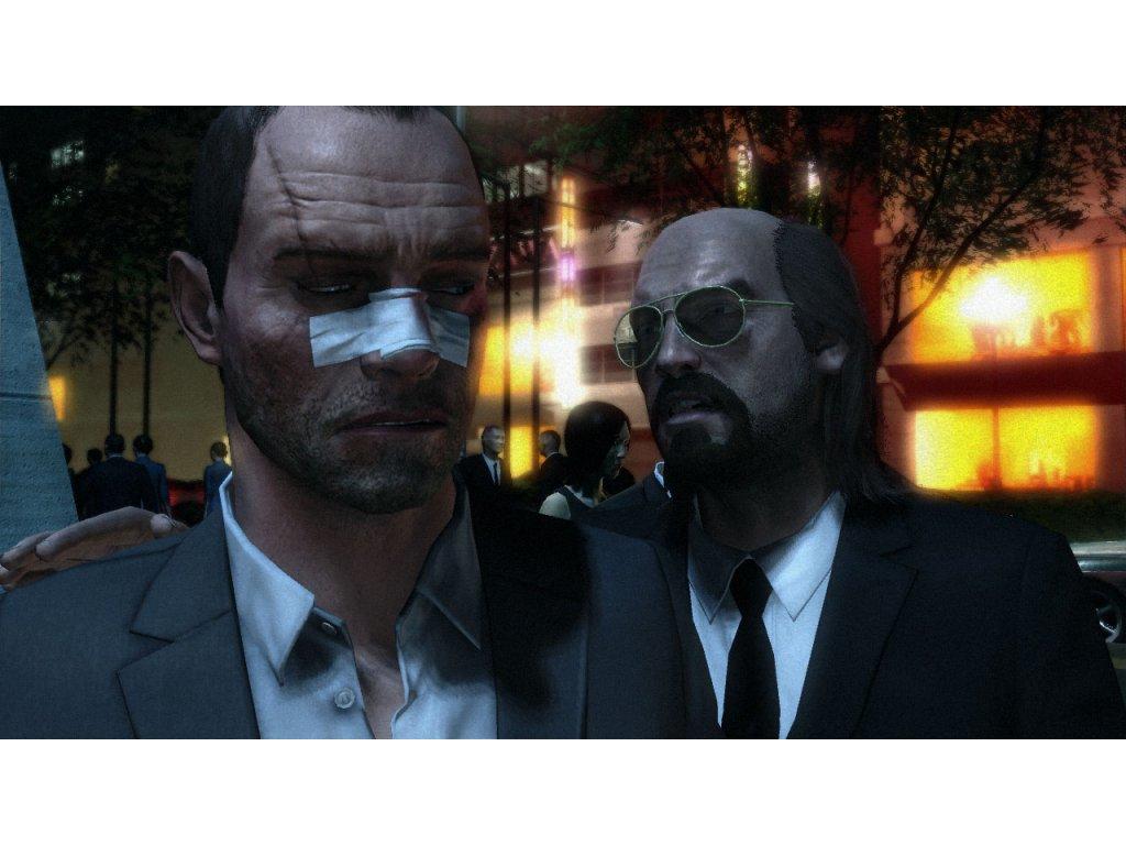 Xbox 360 Kane And Lynch Dead Men