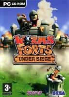 PC Worms Forts: Under Siege (CZ)