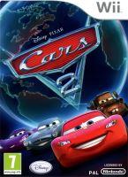 Nintendo Wii Disney Cars 2, Autá 2 (DE)