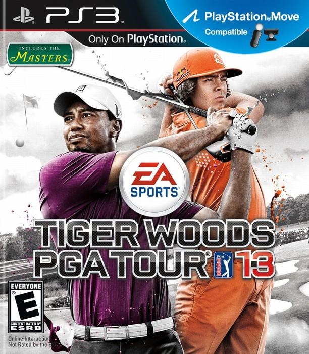 PS3 Tiger Woods PGA Tour 13