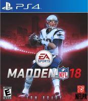 PS4 Madden 18