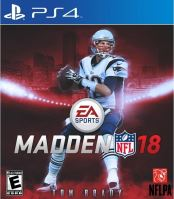 PS4 Madden NFL 18 2018